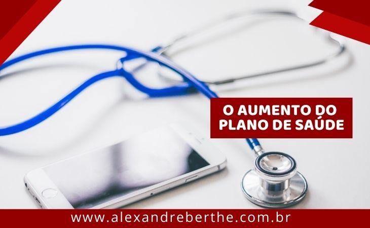 aumento plano saúde