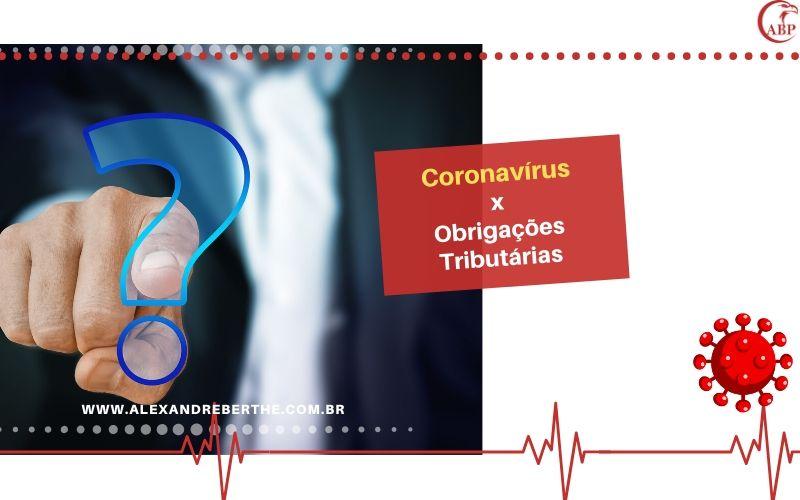 coronavirus x tributos