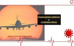 Coronavírus x Aéreas