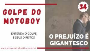 GOLPE DO MOTOBOY E O DIREITO DO CONSUMIDOR