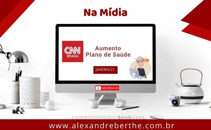 AUMENTO PLANO SAUDE 2021