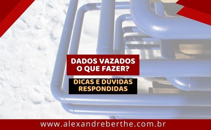 COMO SE PROTEGER DO VAZAMENTO DE DADOS