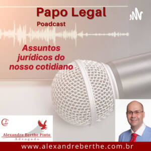 POADCAST PAPO LEGAL