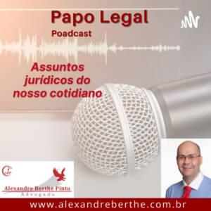 POADCAST PAPO LEGAL